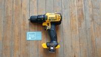 20V Cordless Drill Driver