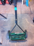 Scotts lawn mower