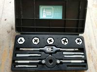 Craftsman Kromedge 13pc. Tap & Hexagon Die Set