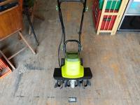16-inch Electric Tiller & Cultivator