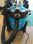 12 Gallon Wet/Dry Vacuum
