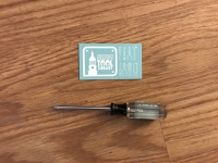 Torx head screwdriver