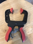 "2"" Grip C Clamp"