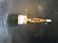 2 inch bristle brush