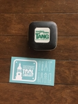Sugar free tang pocket tape measure