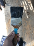 "3"" Hand Paint Brush"