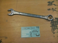 "3/4"" combo wrench"