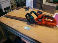 Hedge Trimmer, Cordless