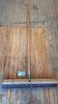 Wooden Push Broom