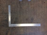 22 Inch Aluminum Square