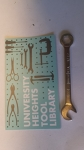 1/4 Crescent Wrench