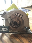 "7 1/4"" Circular Saw - corded"
