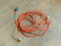 orange extension cord