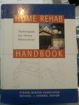 Home rehab Handbook