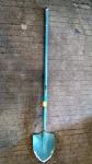Turquoise Spade -Dk. Green