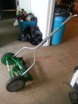Scott's reel mower