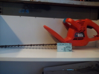 "16"" Corded Hedge Trimmer"