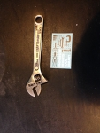 200 mm Crescent Wrench