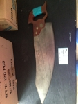 Curved Blade Hand Saw