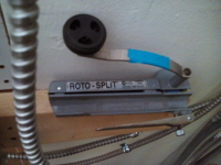 Roto-Split conduit cutter