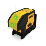 3-Spot Green Laser Level [DW083CG]