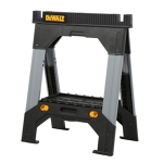 Adjustable Metal Legs Sawhorse [DWST11031]