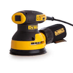 "5"" RANDOM ORBIT SANDER / VARIABLE SPEED [DWE6423]"