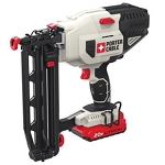 20V MAX Cordless Lithium 16GA Straight Finish Nailer [PCC792]