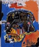 Basquiat Skull By Jean-Michel Basquiat
