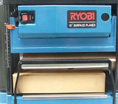"""10"""" Bench Top Surface Planer"""