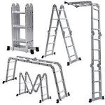 12ft light weight multi ladder