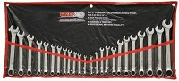 Combination Wrench Set 24 pc
