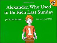 Alexander, Who Used to Be Rich Last Sunday book