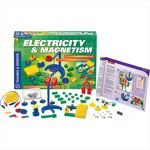 Electric and Magnetic Interactions Desktop Experiment Kit