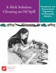 A Slick Solution: Cleaning an Oil Spill