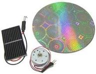 Solar Cell / Diffraction Foil Kit