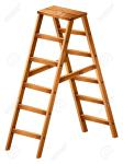 Wooden Ladder - 7'