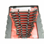 Universal Combination Wrench Set - SAE - 12pc