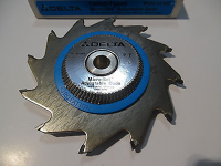 Adjustable Dado Blade - SHOP USE ONLY