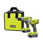 Cordless Drill Kit 18V
