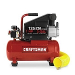 Air Compressor - 3ga 125psi