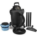 3 HP wet/dry vacuum