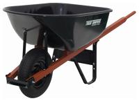 Wheelbarrow (black)