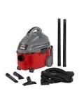 Wet / Dry Vacuum - 4 Ga - 5HP