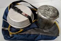 Camp Cooking Pots