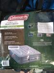 Double bed air mattress