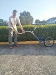Bike tag along