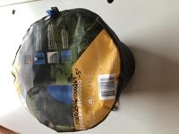 Oztrail Bourke Hooded Sleeping Bag
