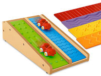Roll & Race! Activity Ramp