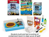 Public Library Only - Oil Spill Project-Based STEM Kit